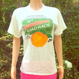 ❌SOLD❌ Unisex VTG 1979 Peachtree Road Race T-Shirt